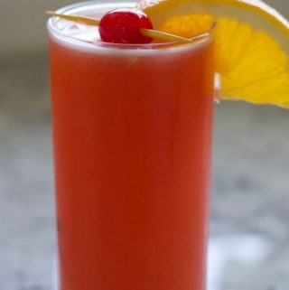 Bayou Rum Punch