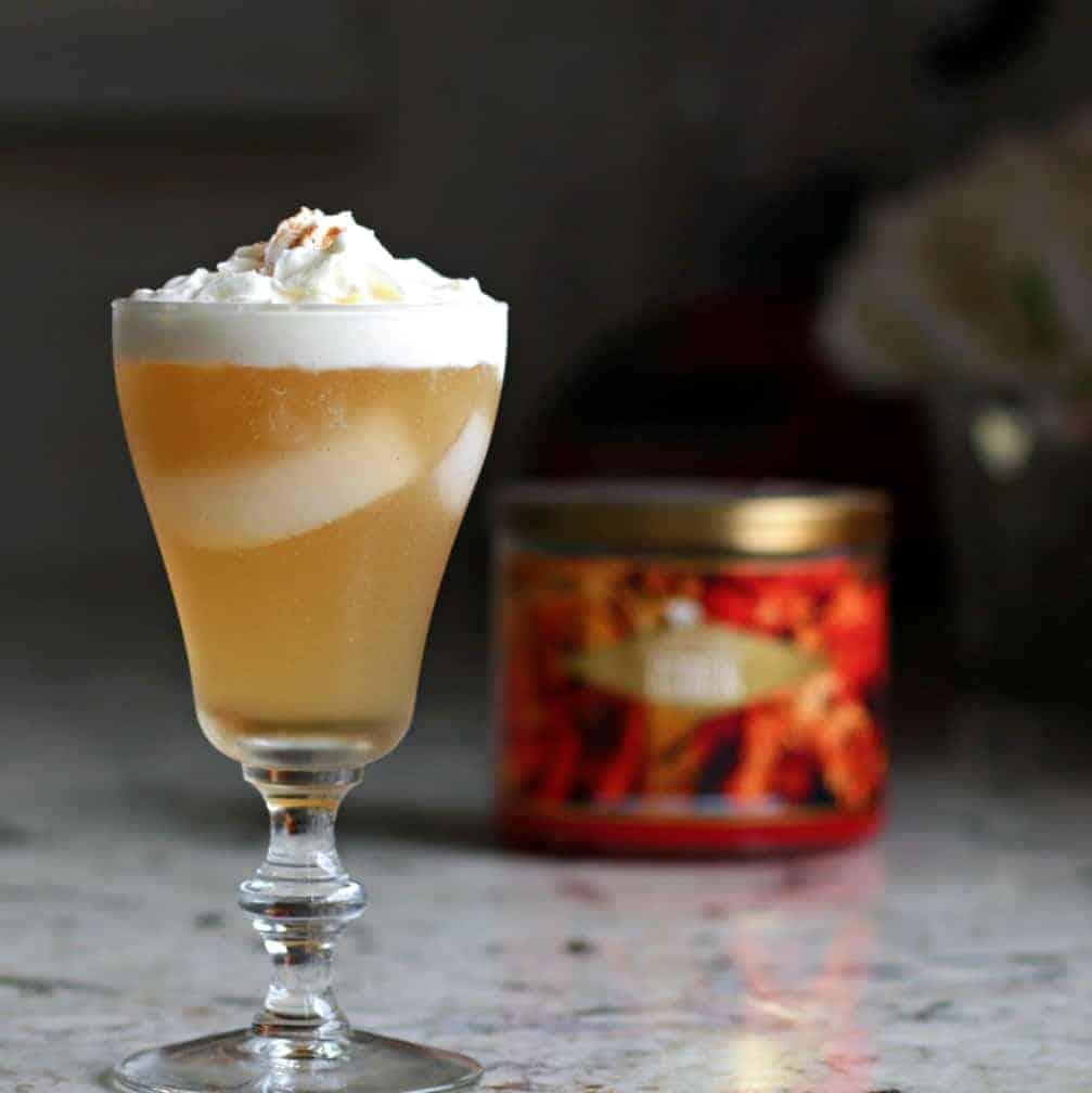 Caramel Vanilla Cream Soda