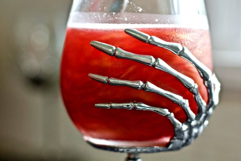 Poison Apple Cocktail