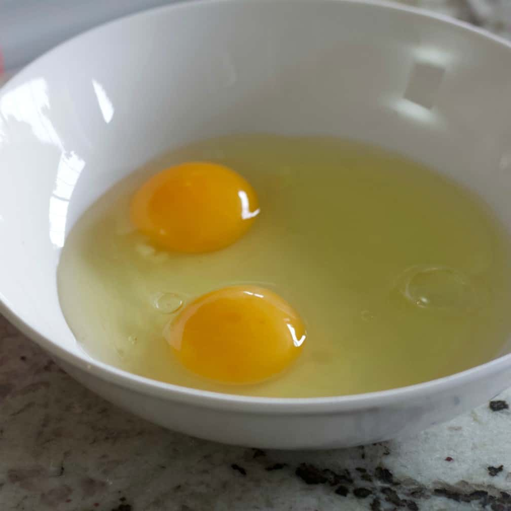 2 Fresh Eggs
