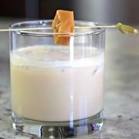 Buttered toffee Irish Cream drink