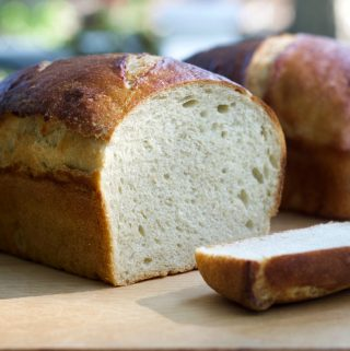 soft sourdough sandwich bread