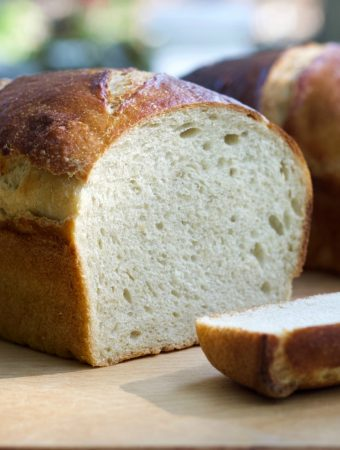 soft sourdough sandwich bread