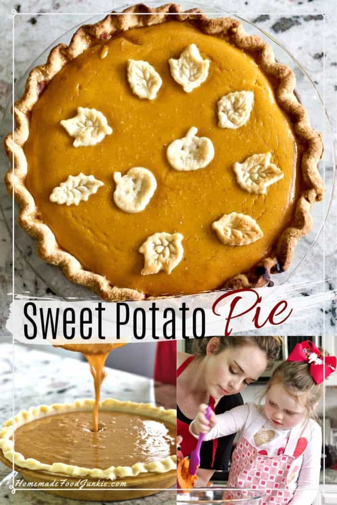 Sweet Potato Pie-Pin Image