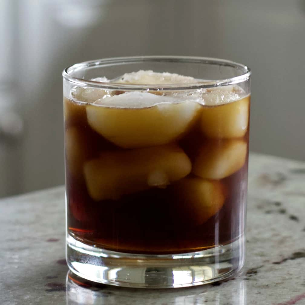 twisted black russian drink