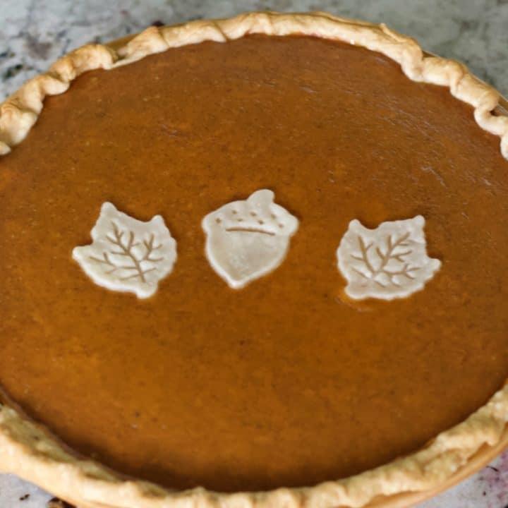 Sweet Potato Pumpkin Pie Recipe Homemade Food Junkie