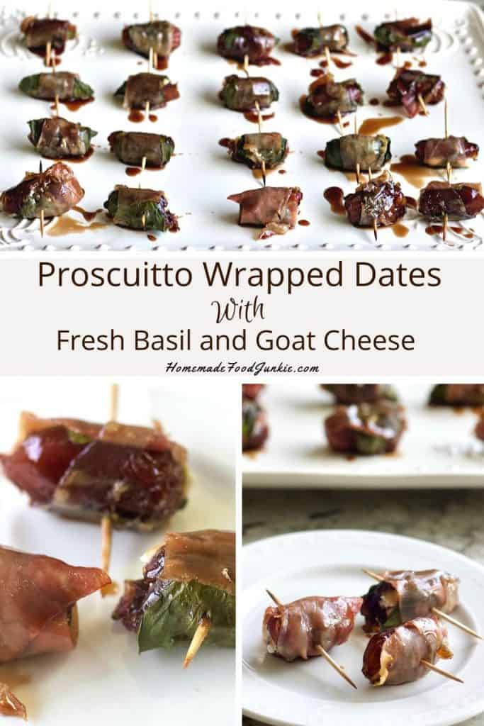 Proscuitto wrapped dates-pin image