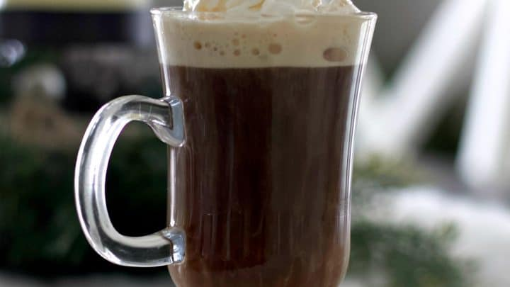 Mexican Coffee Alcoholic Drink Recipe