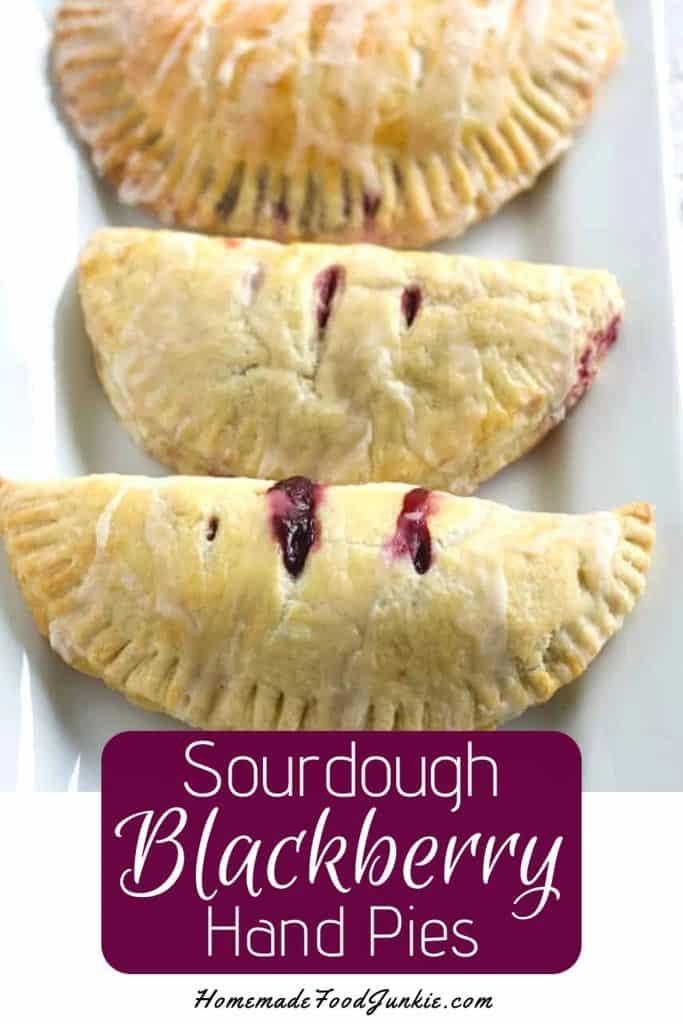 sourdough hand pies