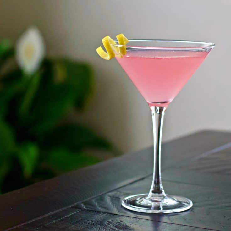 Cosmopolitan Drink Recipe With Video Homemade Food Junkie
