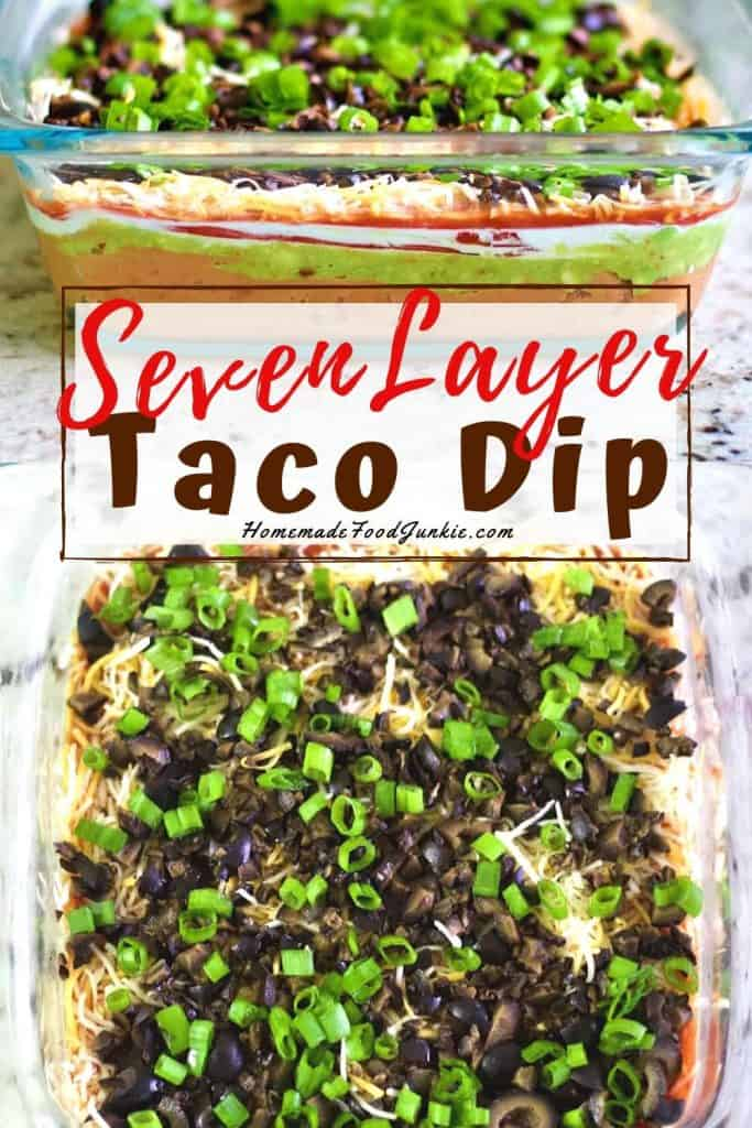 7 layer Dip Recipe-pin image