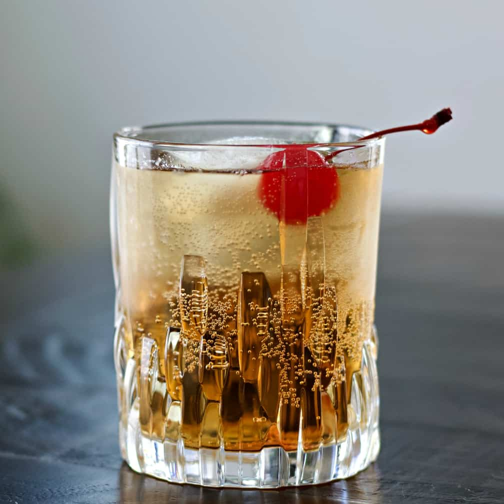 crown royal peach cocktail