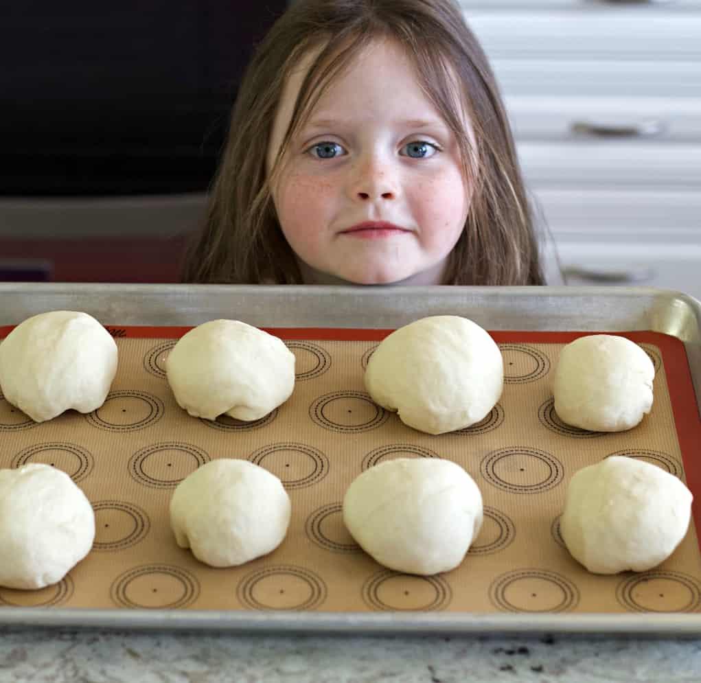 sourdough bagel balls