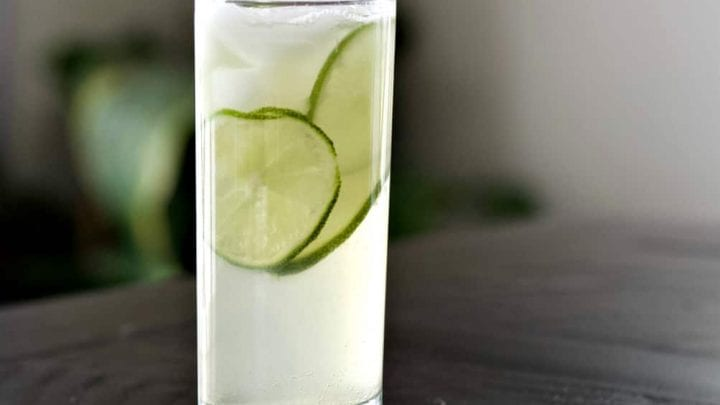 Mezcal cocktail recipe