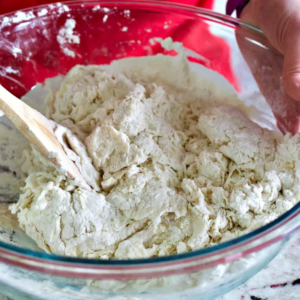 Stir Into A Cohesive Dough