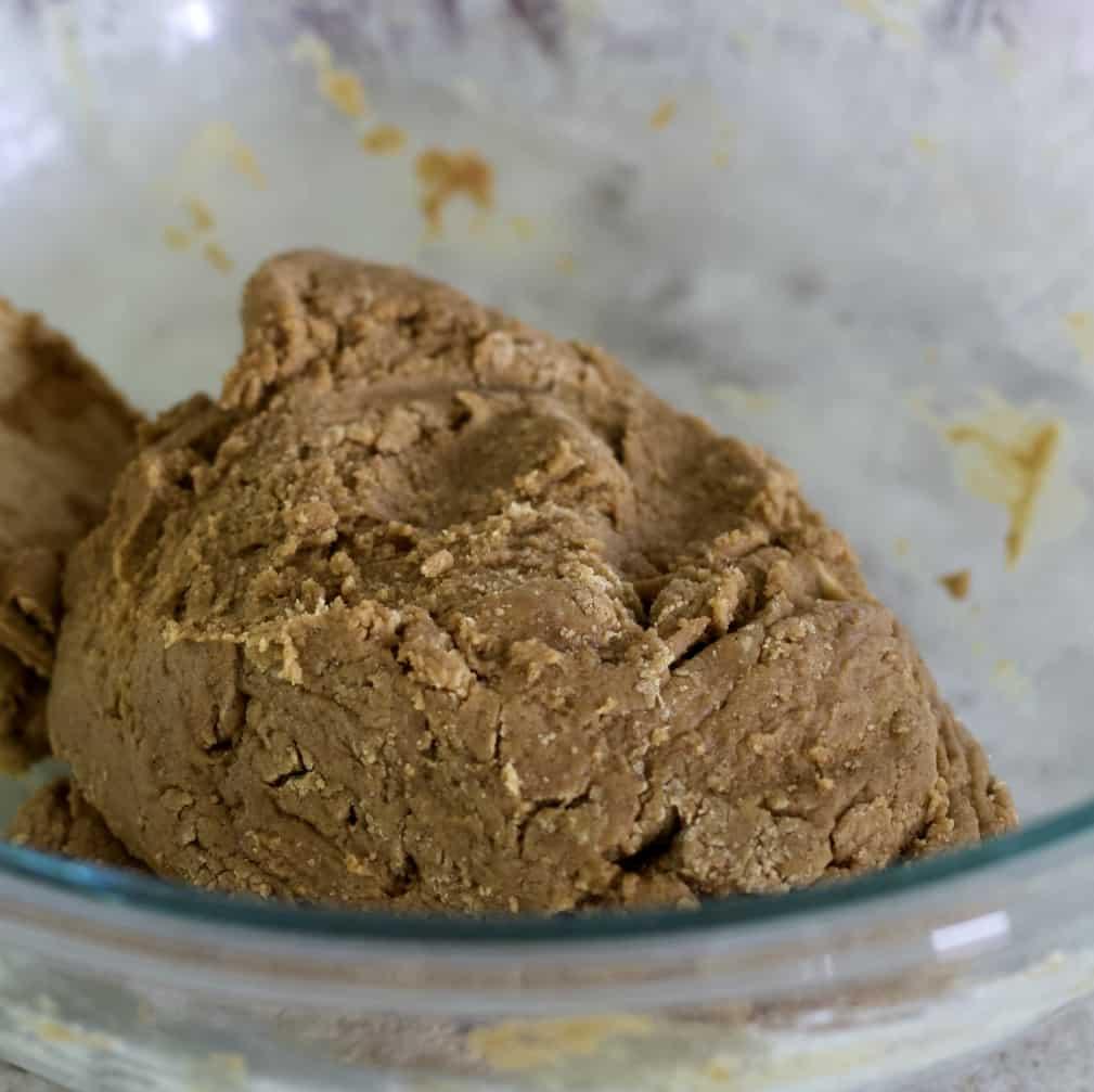 molasses cookie dough