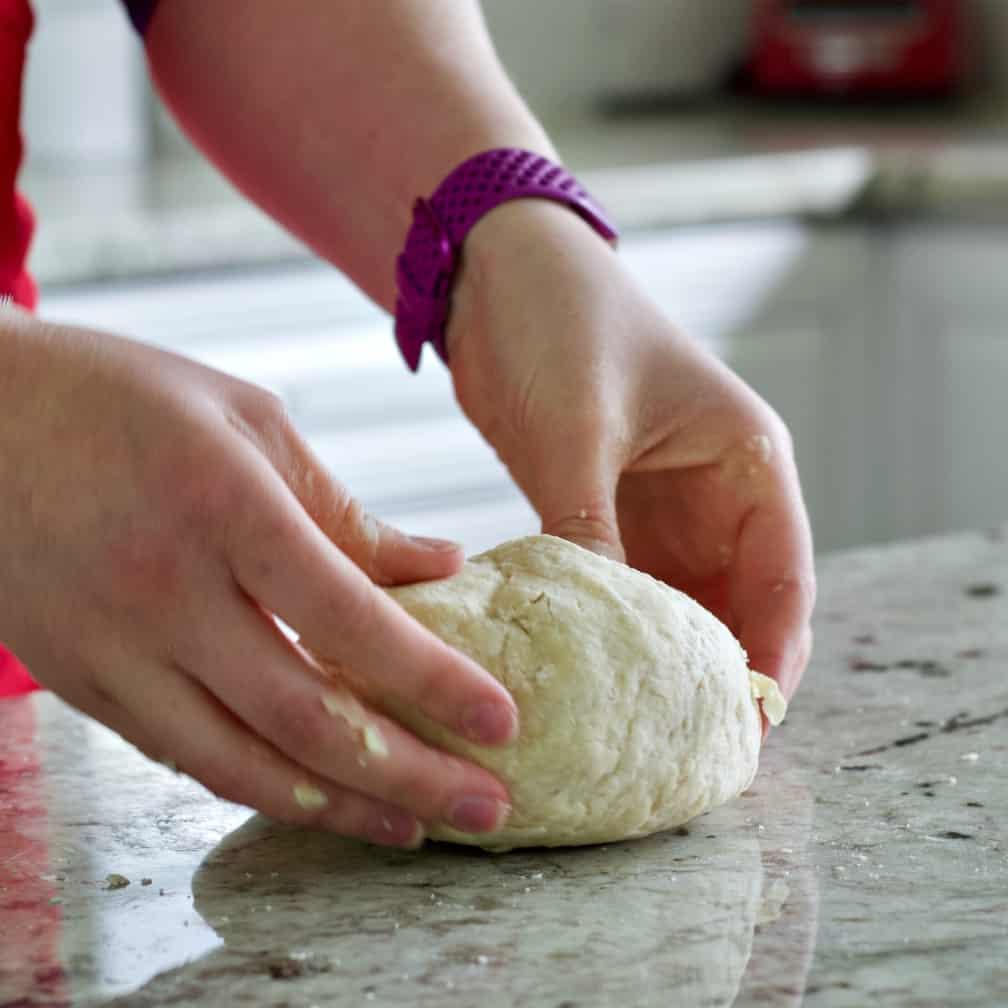 Sourdough Pretzel Dough