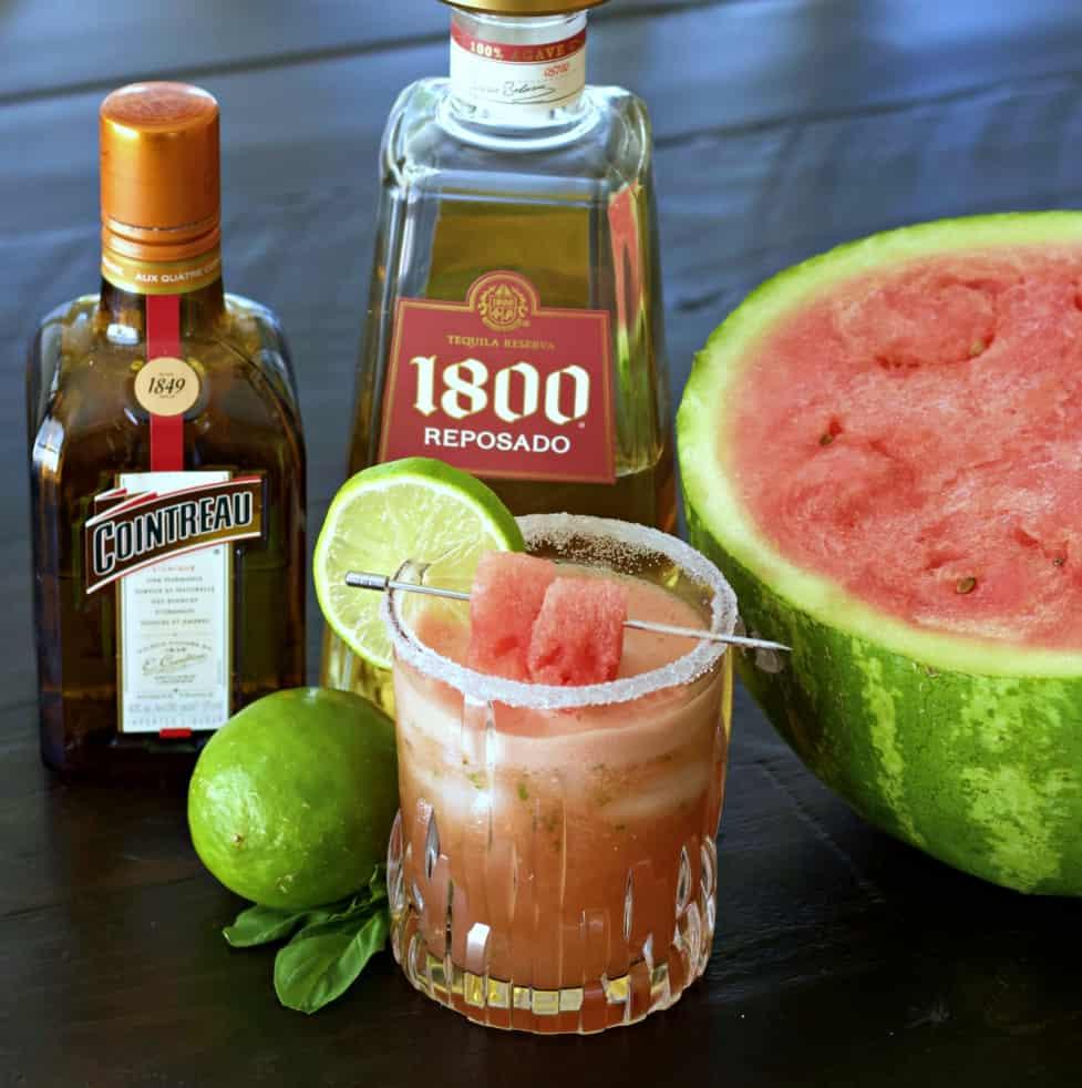 1800 watermelon margarita with cointreau ingredients