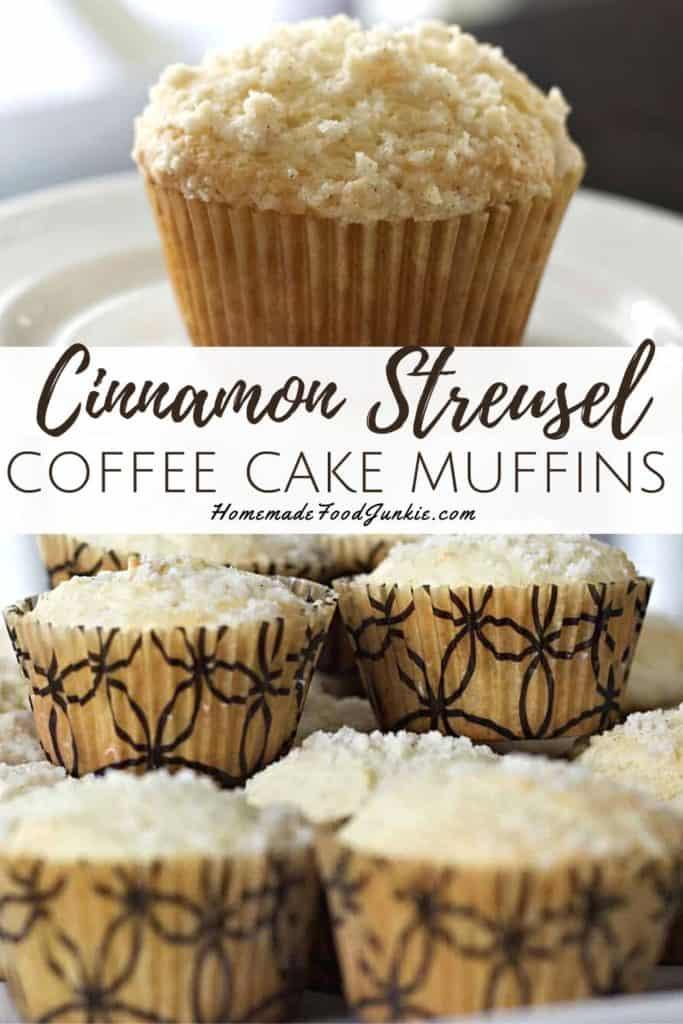 Cinnamon Streusel Coffee Cake Muffins-Pin Image