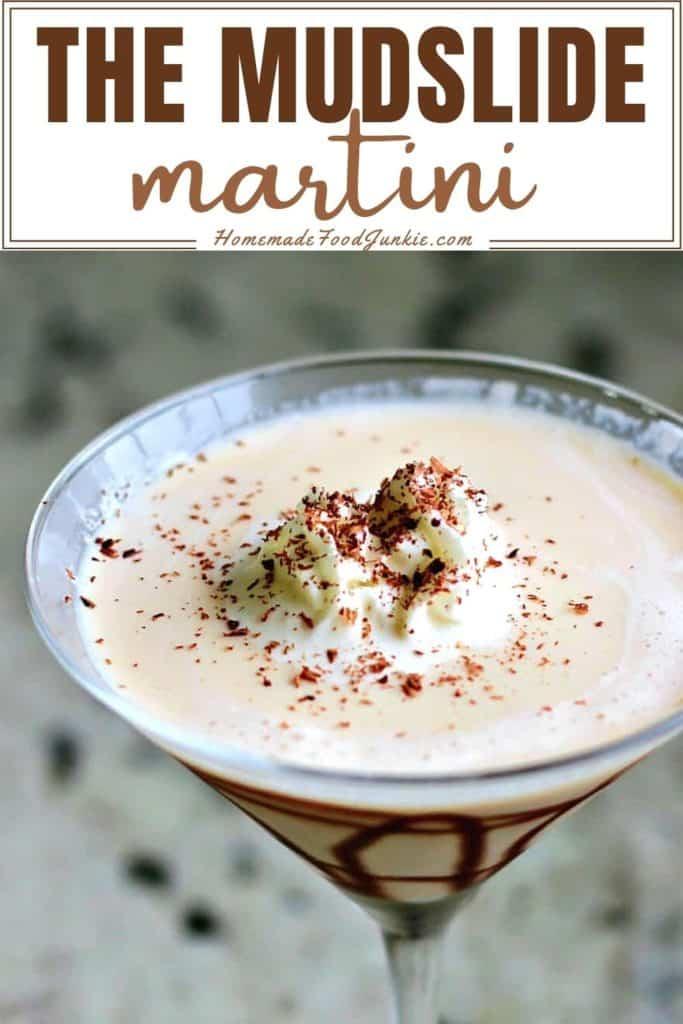 The mudslide martini-pin image