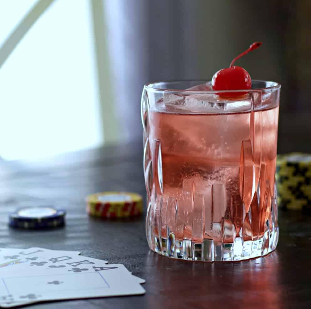 Royal Flush Cocktail