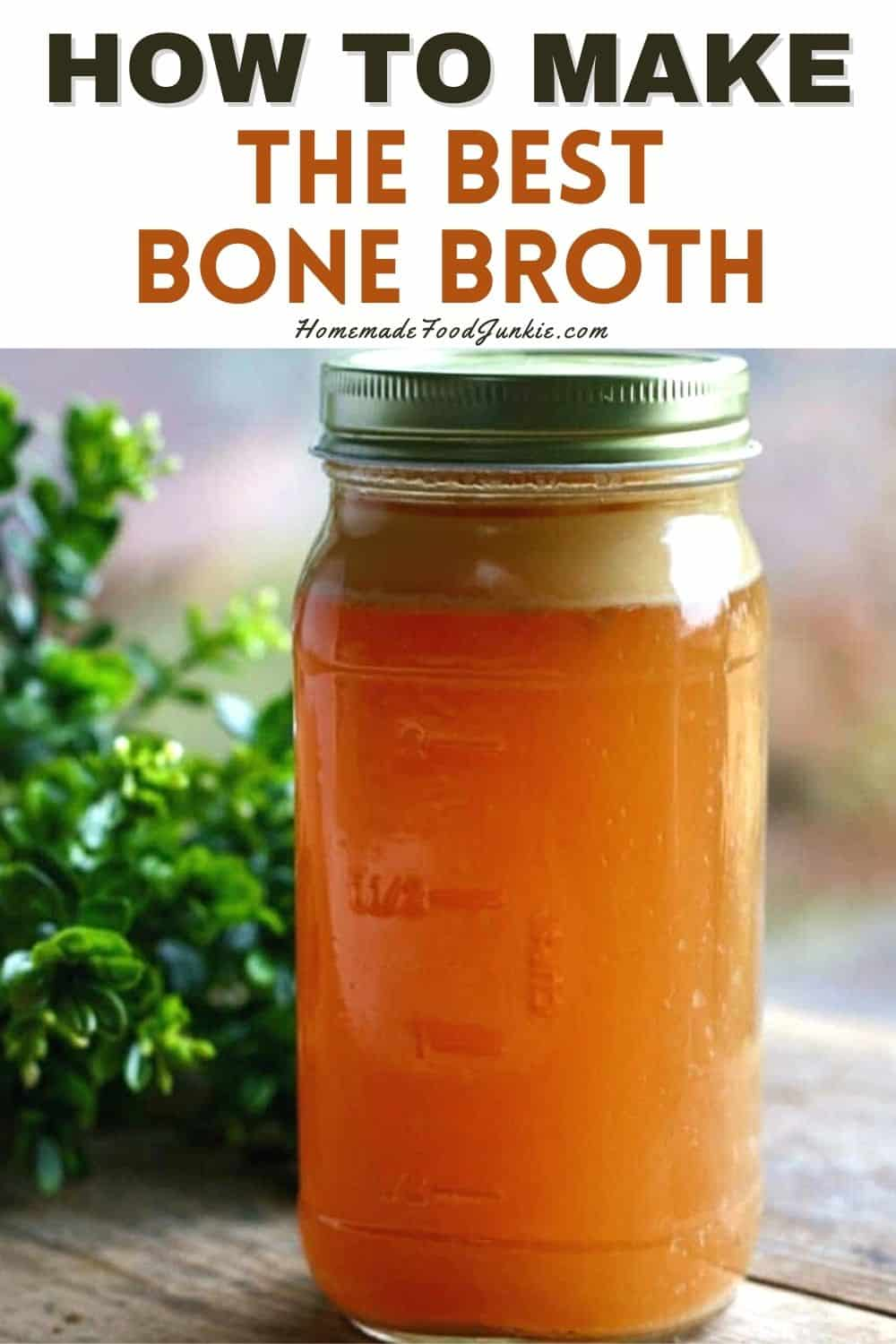 How To Make The Best Bone Broth-Pin Image