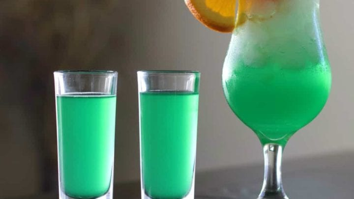 Liquid Marijuana Drinks Shots And Cocktail Recipes Homemade Food Junkie