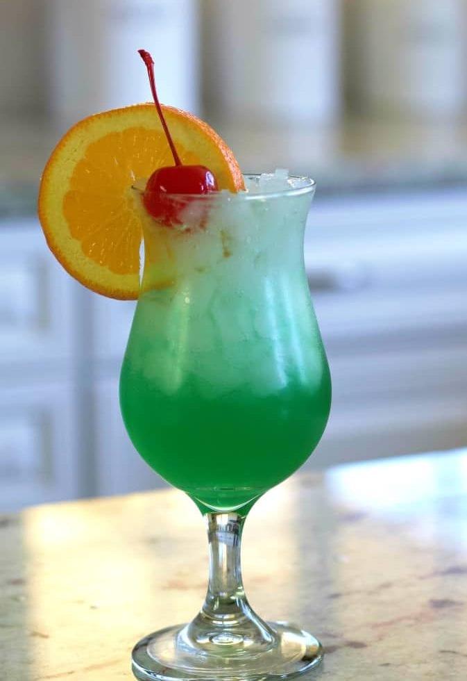 sparkling marijuaña drink