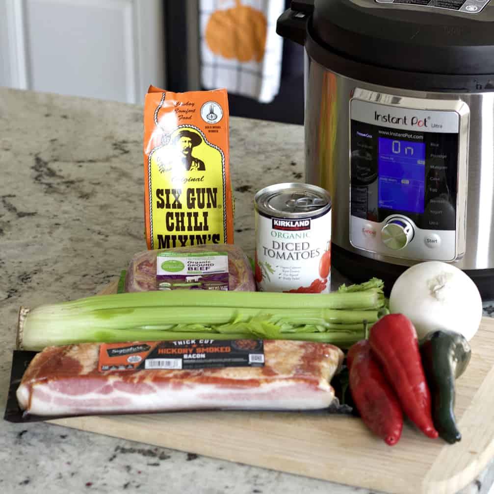 six gun chili ingredients