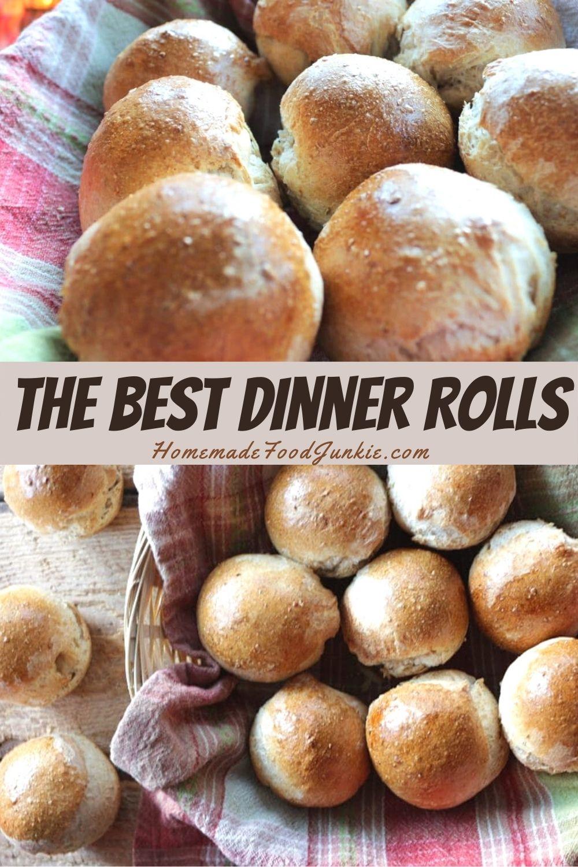 The Best Dinner Rolls-Pin Image