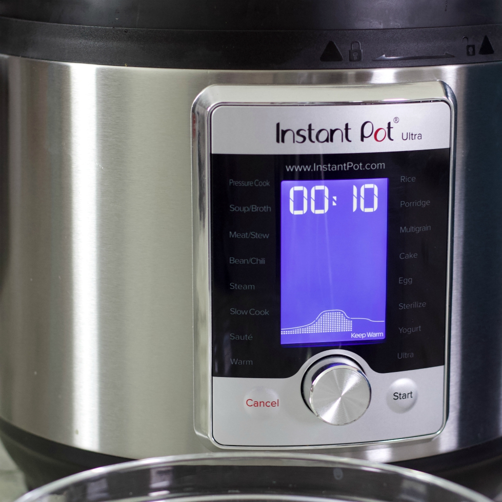instant pot natural release
