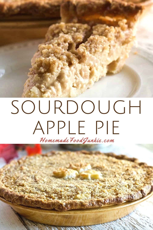 Sourdough Apple Pie-Pin Image
