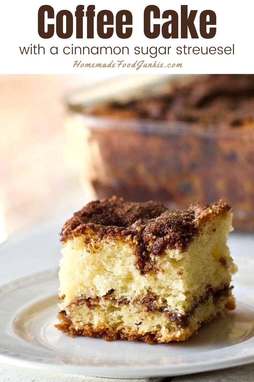 Coffee Cake-Pin Image