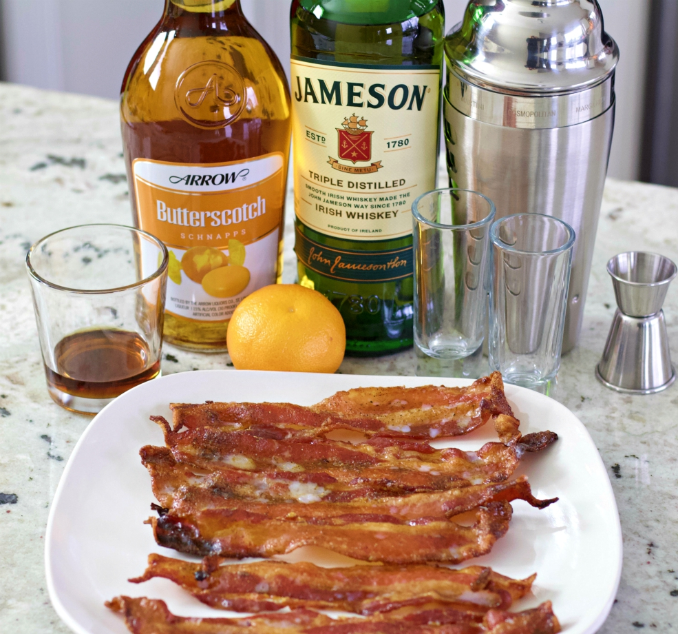 ingredients-irish breakfast shot