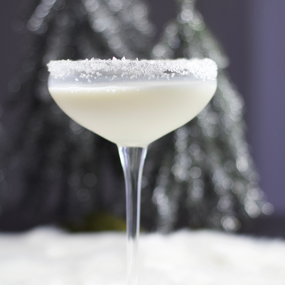 White Rum Drink With Rumchata