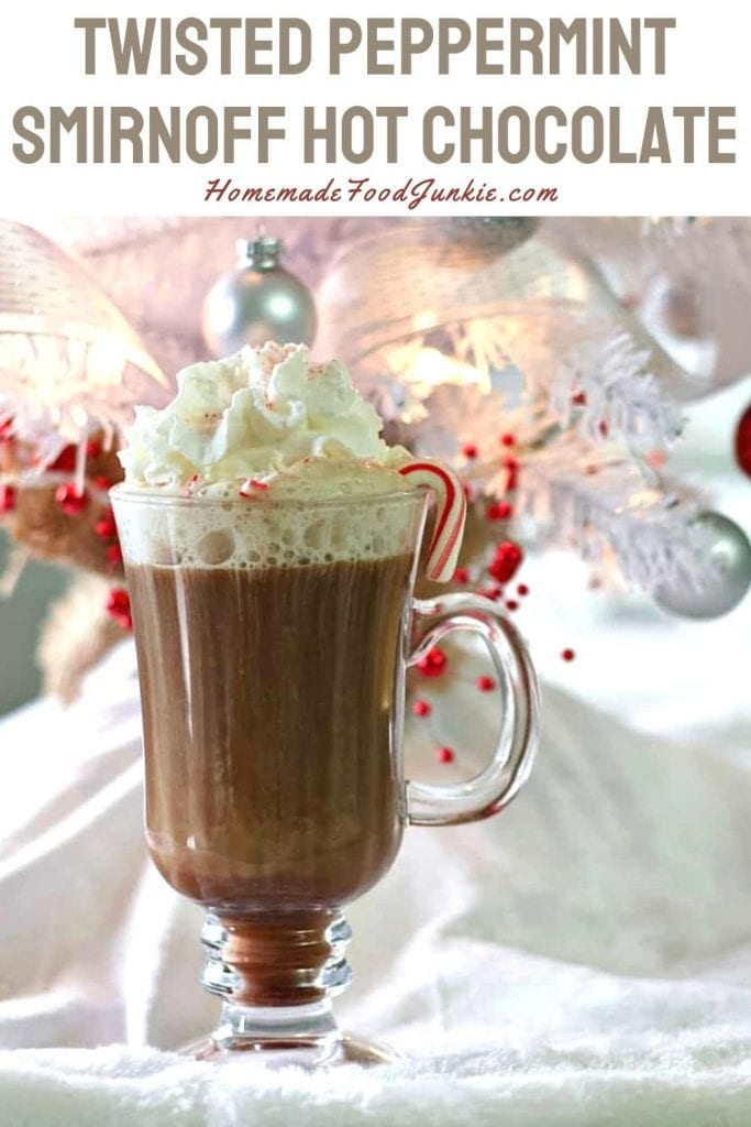 Twisted peppermint smirnoff hot chocolate-pin image