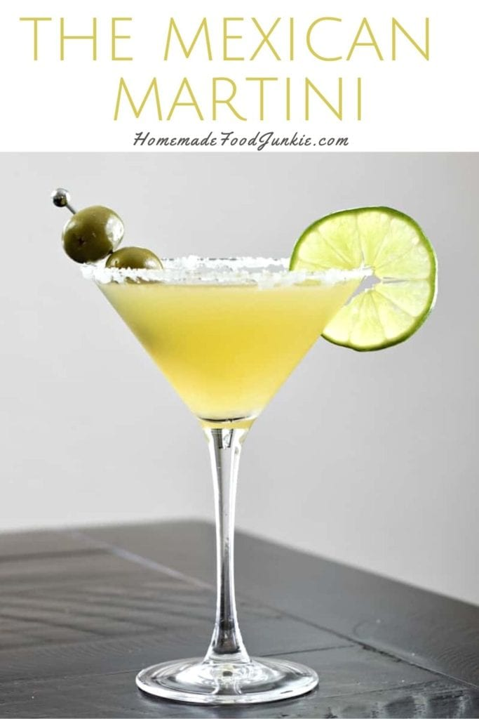 The Mexican martini-pin image