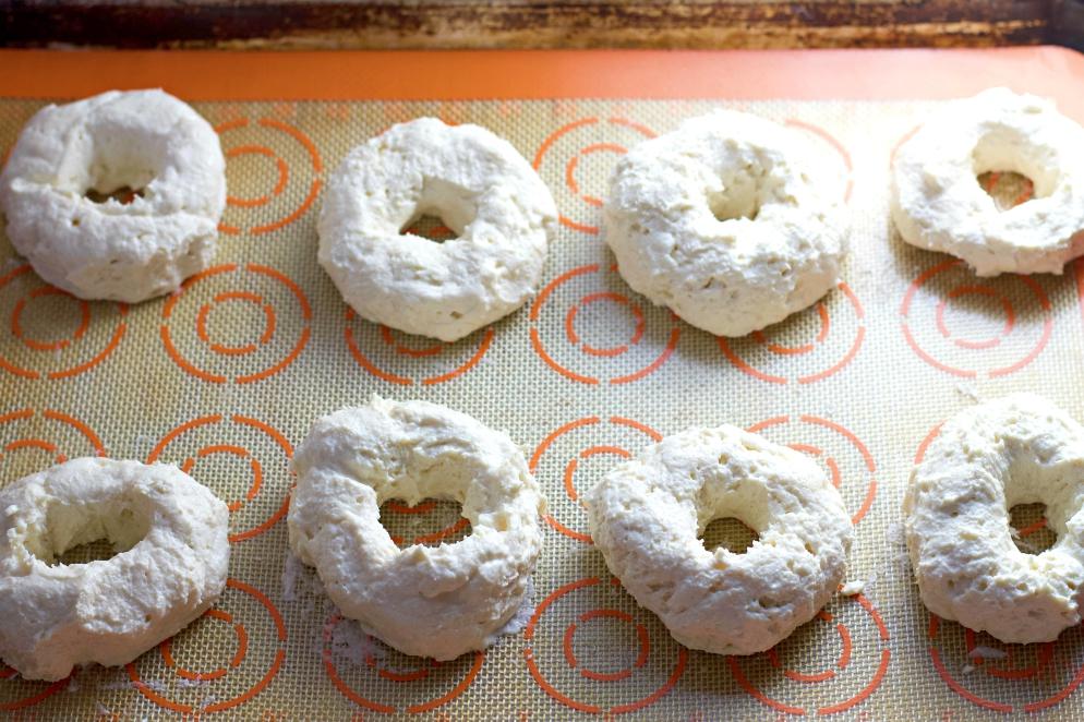 raw 2 ingredient bagels