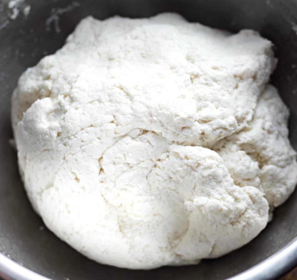 2 ingredient bagel dough ball