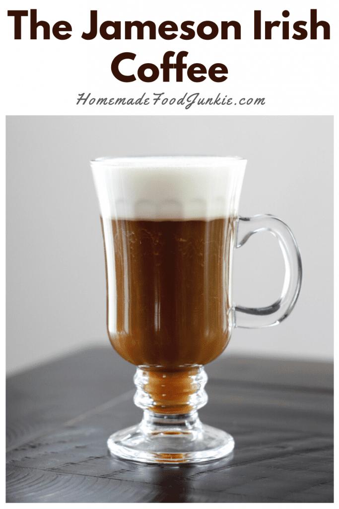 The Jameson Irish Coffee-Pin Image