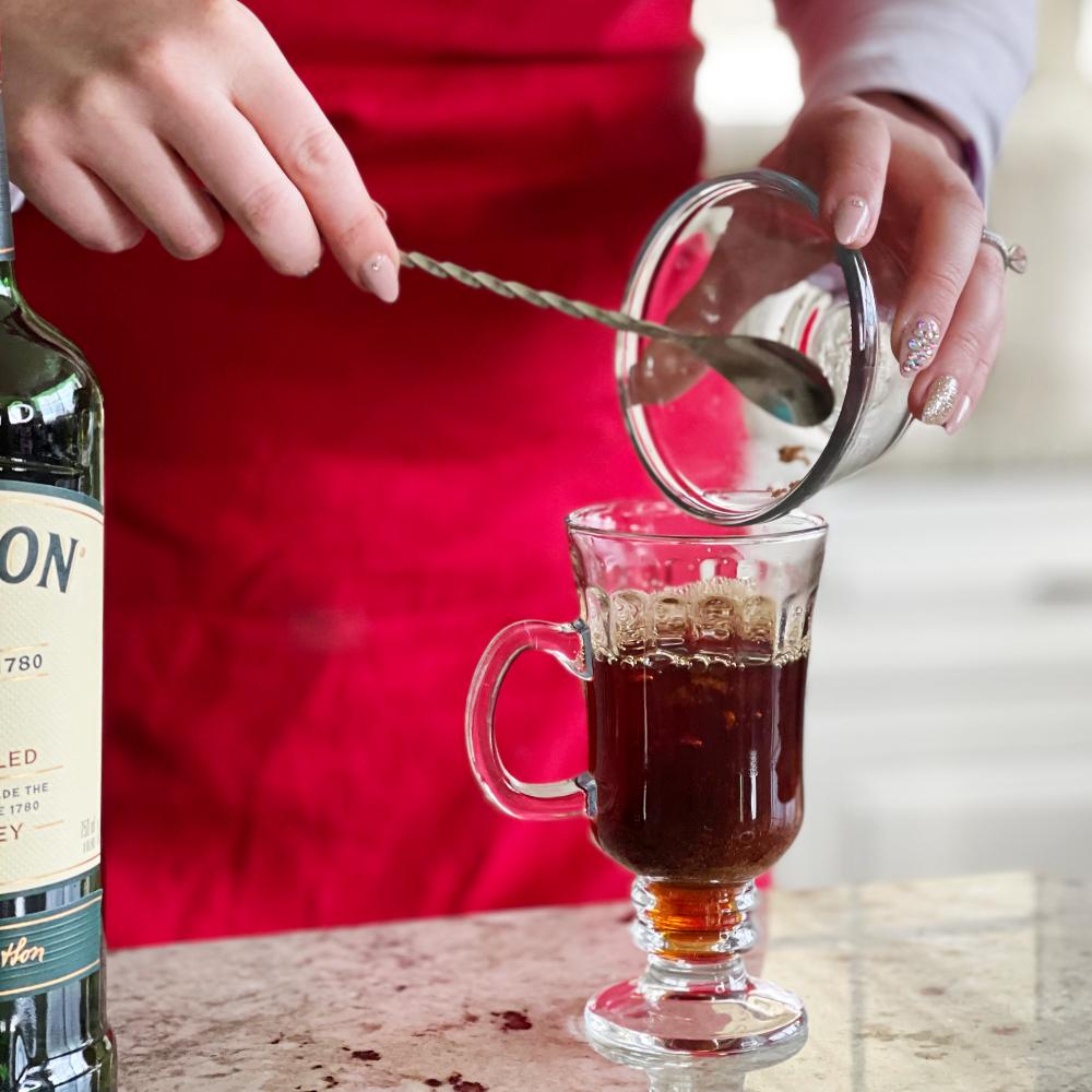 Adding Brown Sugar To Coffee