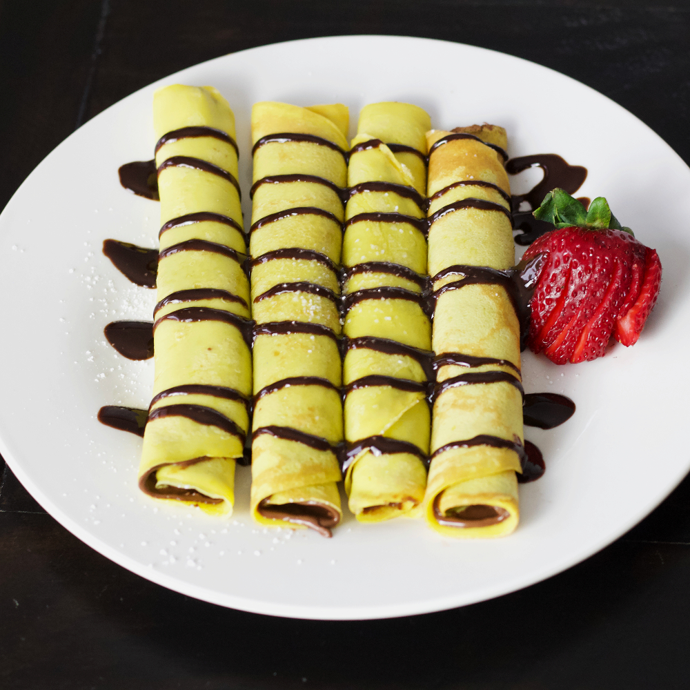 How To Make Nutella Crepes