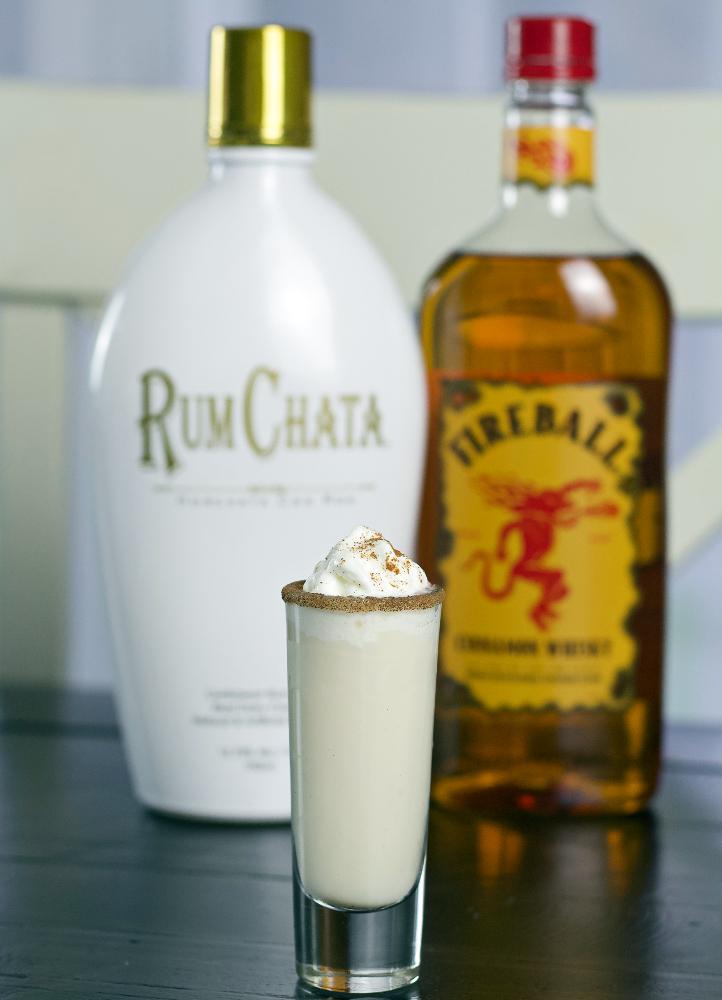 Rumchata Shot
