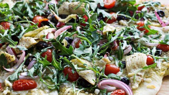 Mediterranean Flatbread