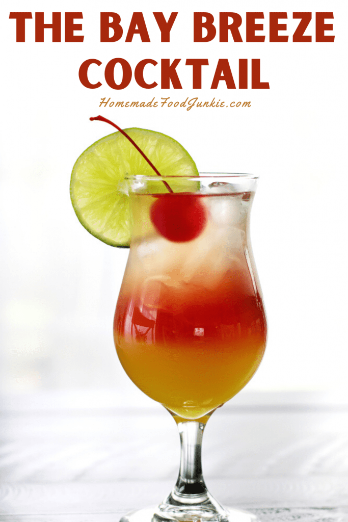 The bay breeze cocktail-pin image
