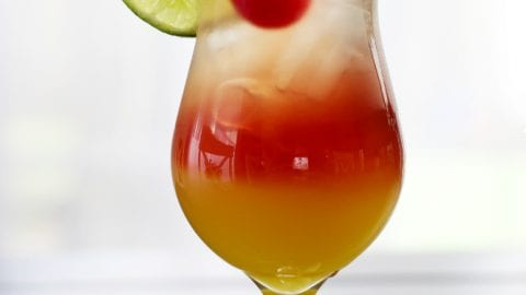 Bay breeze drink recipe