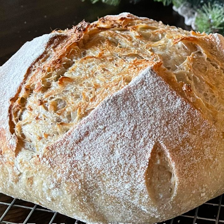oatmeal sourdough bread