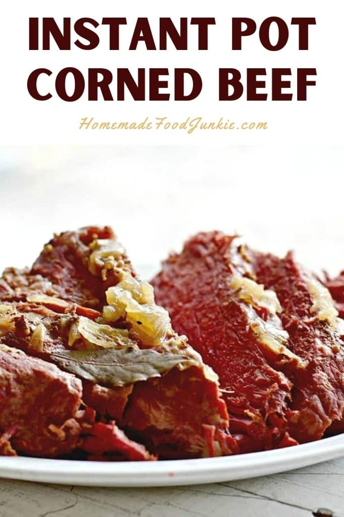 Instant Pot Corned Beef-Pin Image