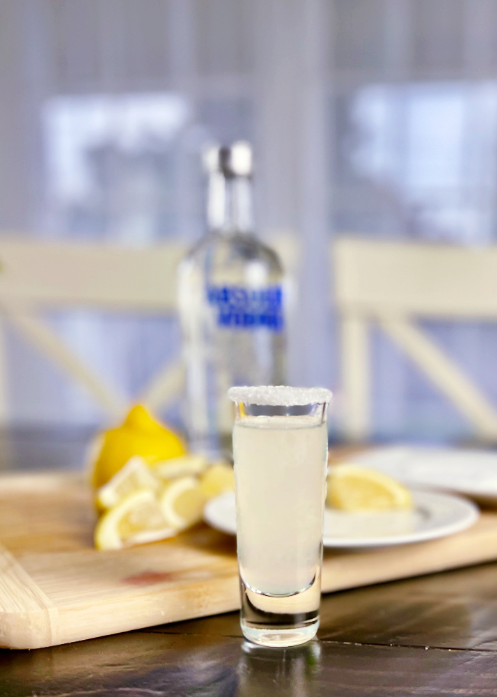 lemon drop shot pin