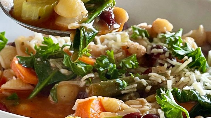 Olive Graden Minestrone Soup
